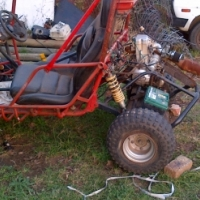 200CC Mudbug to Swop for XL185 motor or 200R Motor