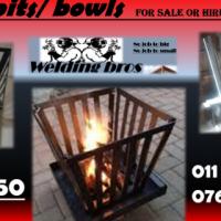 fire pit/ fire bowl