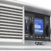 QSC GXD 8 PROFESSIONAL POWER AMPLIFIER WITH DSP