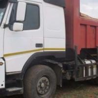 Tipper trucks for hire