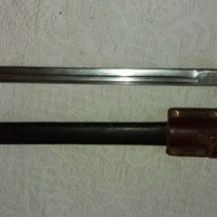 Two are WW1 bayonets