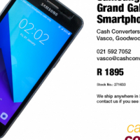 Samsung SM-G532F Grand Galaxy Prime Smartphone
