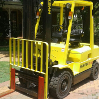 HYSTER XM 2,5 TON DIESEL FOR SALE!!