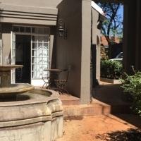 Ref:-MW31~Secure Garden Cottage, Fully Furnished, 1 bed, 1 showeroom, 1 garage, garden