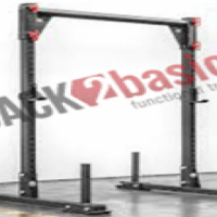 BACK2Basics Yoke Squat Stand Sled Combo