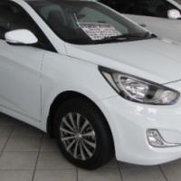 2014 Hyundai Accent 1.6 GLS A/T