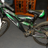 """Raleigh 26"""" Alpine 4.0 Bicycle"""
