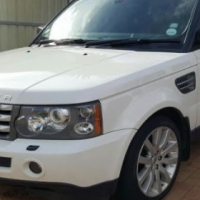 2008 Land Rover Range Rover TDV8 Sport Automatic