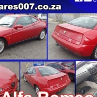 Alfa Romeo GTV Stripping for spares