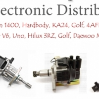 High Quality Electronic Distributors Points Condenser Distributor Modules Rotors Ignition Leads Caps