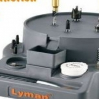 Lyman Case Prep Xpress 230 volt Reloading accessories