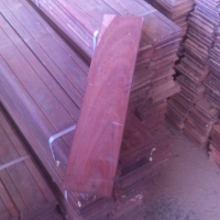 Rhodesian Teak flooring / decking NEW