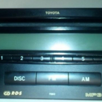 Toyota Radio,