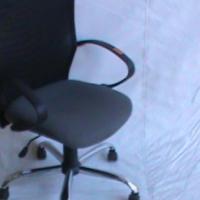 M/b Black/grey office chair