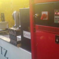Coetz Propshaft balancing Machine