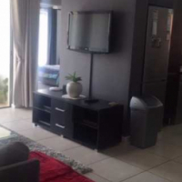 Greenstone hill studio townhouse R4950 bathroom, kitchen open plan living area