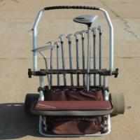 Gemini Golf Bag with Golf Bag Carrier