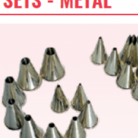 NOZZLE SETS - METAL