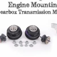 Engine Mountings Gearbox Mountings