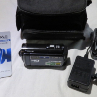 Sony HDR-CX110 High-Definition Handy Cam Camcorder