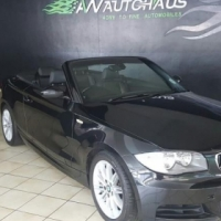 2008 BMW 135i Convertible Steptronic