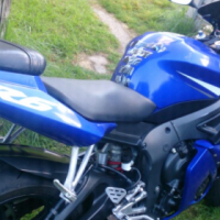 03 Yamaha 600cc for sale with all paperwork and license