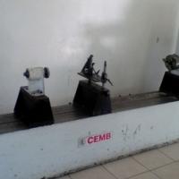 Cemp propshaft balancing machine Digetal