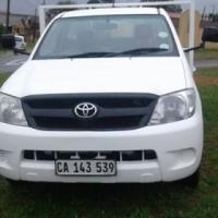 2010 Toyota hilux 2.0L vvti