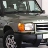Land Rover Discovery TD5 ES A/T