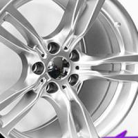 """18"""" BK5183 5/120 Hypersilver Alloy Wheels"""