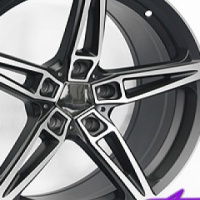 """18"""" BK5233 5/120 MB Alloy Wheels"""