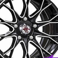 "15"" A-Line Zeal 4/100 & 4/108 Alloy Wheels"
