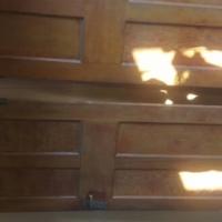 oregon pine doors