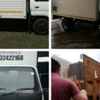 Furniture removals and transportation