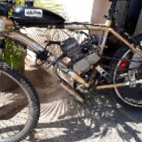 Mountain bike(motorised) for sale