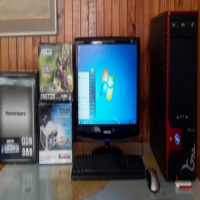 Complete Core2Duo pc for sale