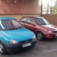 Selling 2 Corsa's