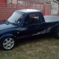 Caddy bakkie swap for doubble cab or for sale