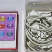 Apple iPod Nano 16 GB 7th Generation Red