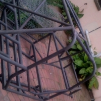 4x4 Pipe Car Cage for Sale!
