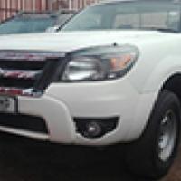 2009 Ford Ranger 2.5 WL. Turbo diesel