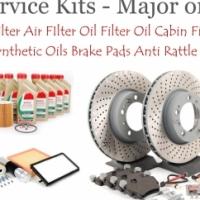 High Quality Service Kits Major Service Minor Service DIY Service Oil Fuel Air Filter Spark Plugs