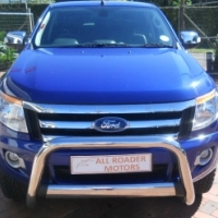 2015 Ford Ranger XLT Double Cab 3.2 4x4 Auto Only!!! 31000 KM