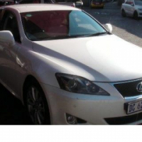LEXUS IS 250 SE A/T