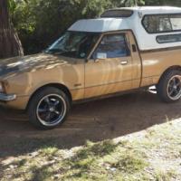 1979 Ford Cortina Single Cab