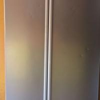 Defy side by side double door 630L fridge freezer