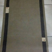 Mat Brown with boarder size