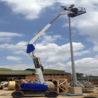 10. VerticalZA JLG600AJ - 20m Cherry Picker Boom Lift, TELESCOPIC