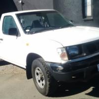 2000 Nissan Hardbody  in good condition