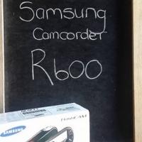 Samsung camcorder for sale